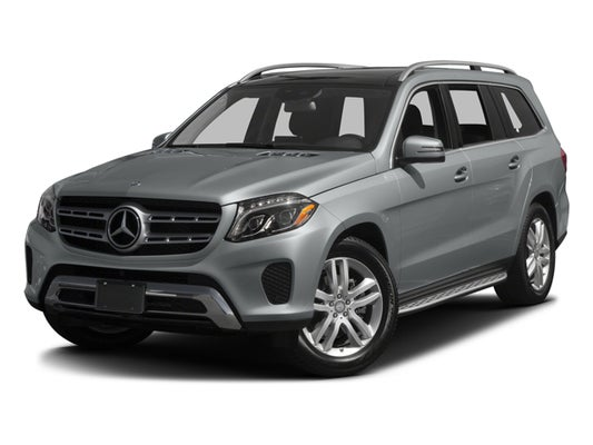 Benz Suv 2017 >> 2017 Mercedes Benz Gls 450 4matic Suv
