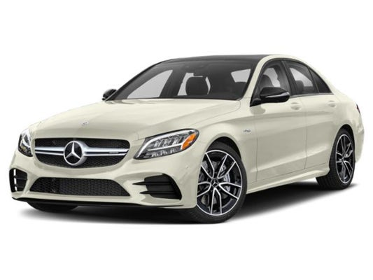 2019 Mercedes-Benz AMG® C 43 4MATIC® Sedan