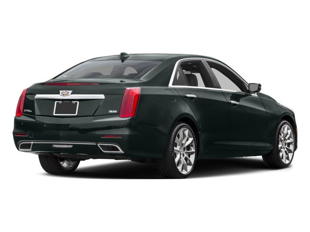 2016 Cadillac Cts 4dr Sdn 2 0l Turbo Luxury Collection Awd In Bridgewater Nj