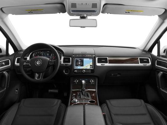 2017 Volkswagen Touareg V6 Wolfsburg Edition In Bridgewater Nj Open Road Of