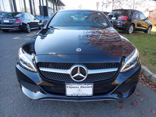 2018 Mercedes-Benz C 300 4MATIC® Coupe Bridgewater NJ ...